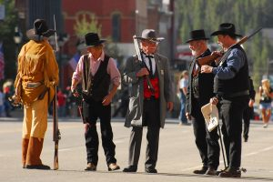 Leadville Colorado history and resources