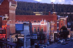 Downtown Leadville Colorado