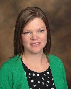 Leslie Cook-Knerr, LCCF Board President