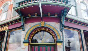 Tabor Opera House, Lake County, Colorado, history